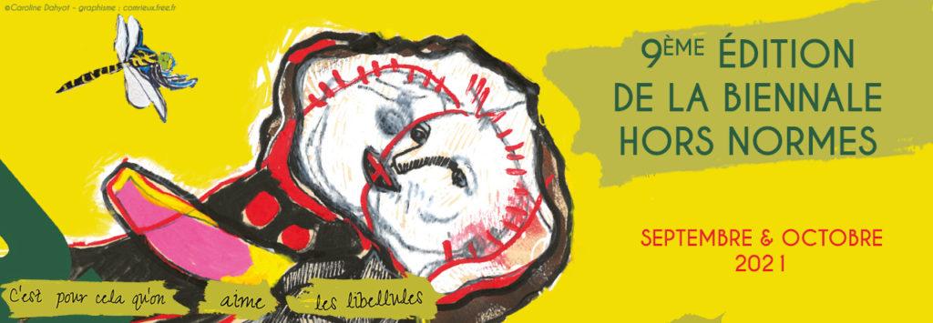 9ème édition de la Biennale Hors Normes à Lyon