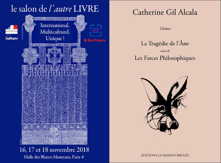 catherine gil alcala La Tragédie de l'Âne Nuit blanche 2018