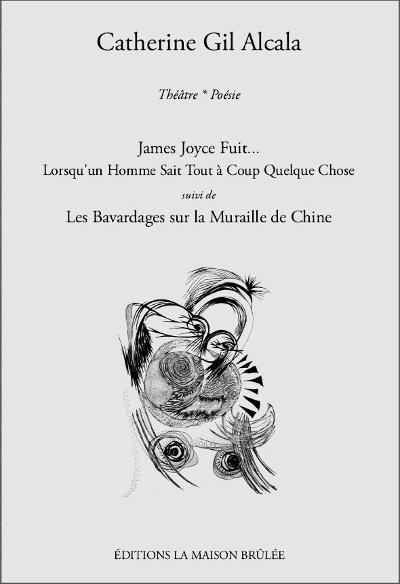 Couverture livre James Joyce fuit...