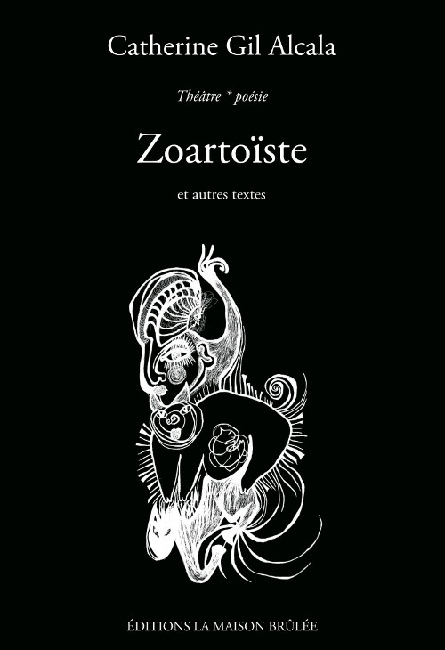 Couverture du livre zoartoiste de Catherine Gil Alcala